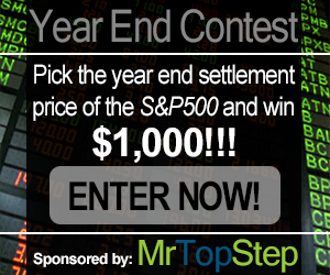2015 Year End Settlement Contest