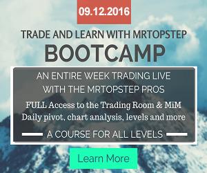 MrTopStep September Bootcamp