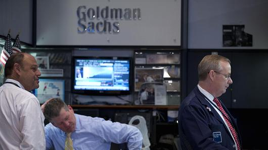 Goldman sachs forex trader leaves bank
