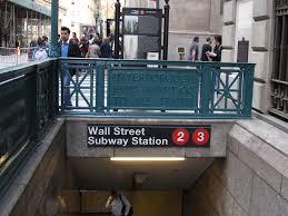 Premium OP: Retreat on Wall Street