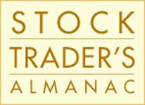 Stock Trader's Almanac logo