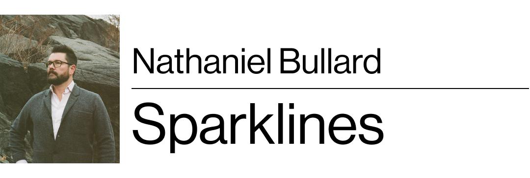 Nathaniel Bullard's Sparklines